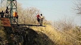Gorge Swing Victoria Falls