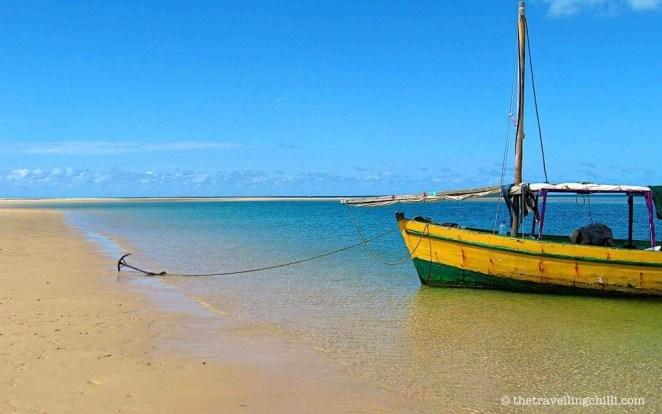 mozambique bazaruto archipelago africa natural wonders