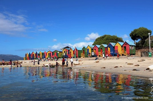 Beach Houses in Muizenberg South AFrica