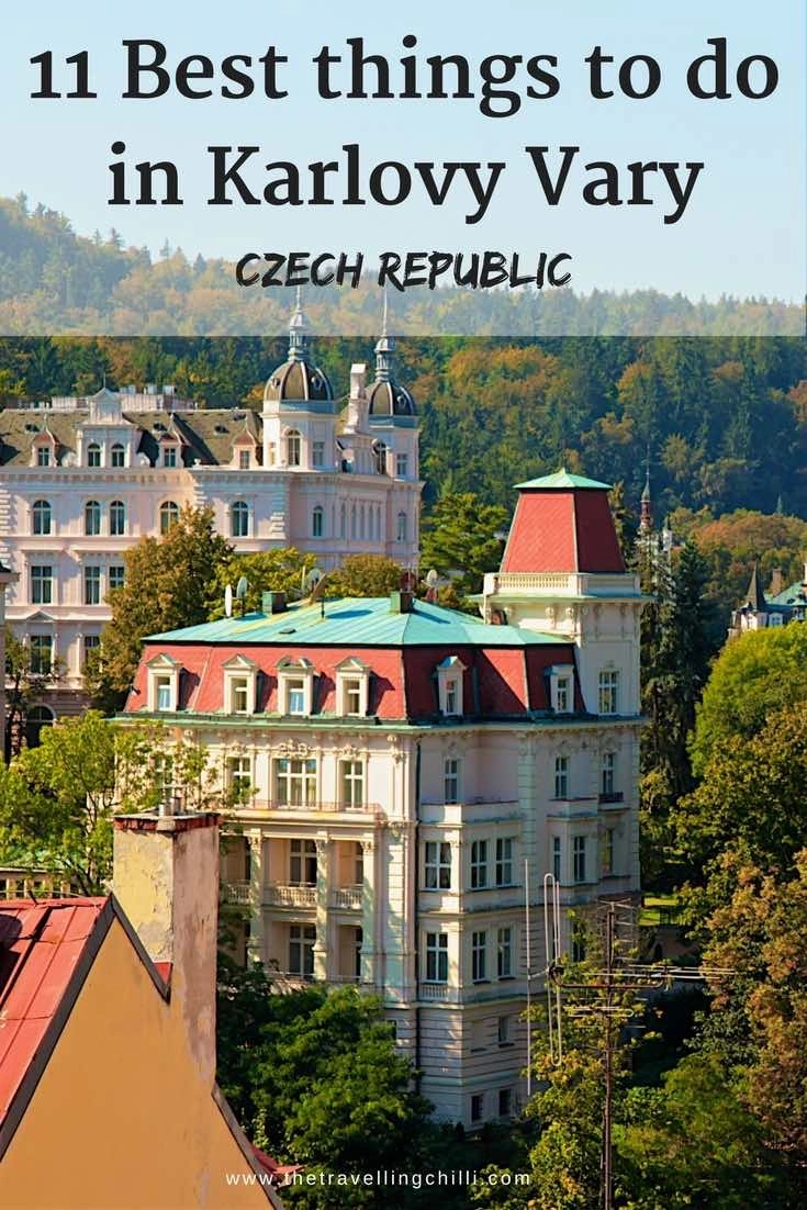 11 Unique Things To Do In Karlovy Vary Czech Republic