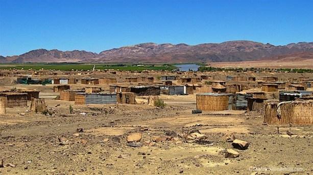 Rural settlement Orange river Namibia| Photos Namibia | Visit Namibia | Namibia Photos