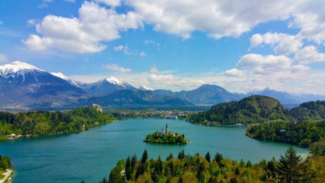 slovenia-lake bled