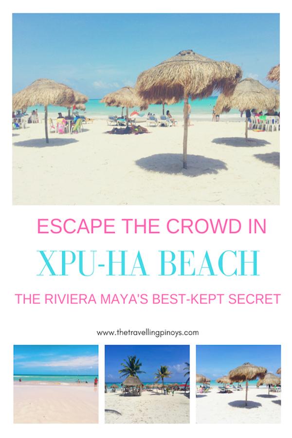 Xpu-ha Beach, Mexico |  Beaches in Mexico | Travel Mexico | Mexico travel inspiration | mexico travel destinations | mexico travel tips | travel tips mexico | travel destinations mexico | traveling to mexico