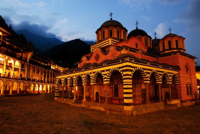 things to do in Sofia rila monastery