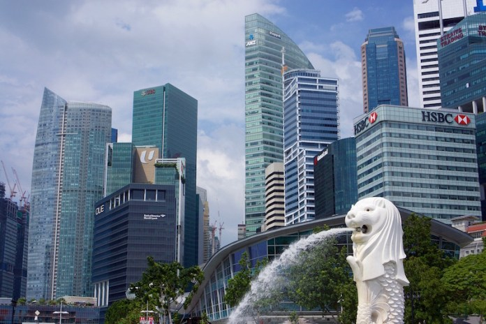 merlion free things to do in singapore