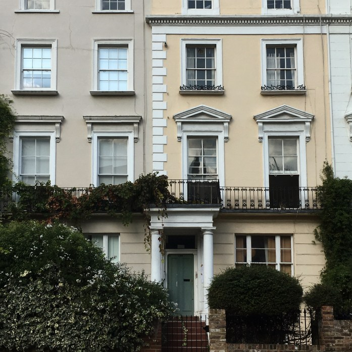 Notting Hill: Houses