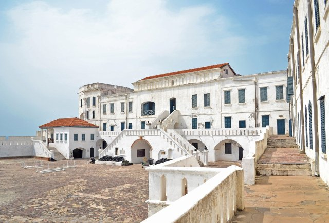 Things to do in Ghana - visit Cape Coast Castle