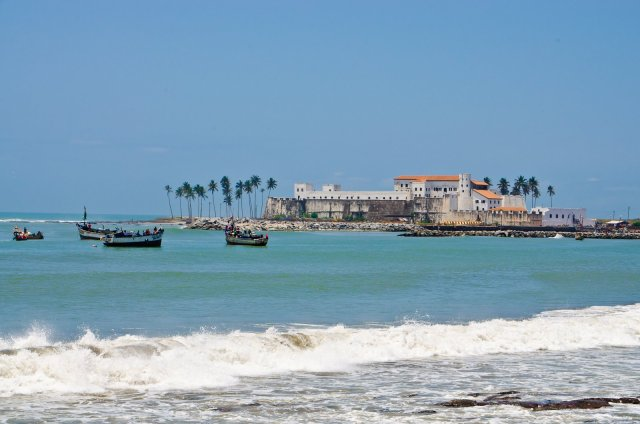 Things to do in Ghana - visit Elmina Castle