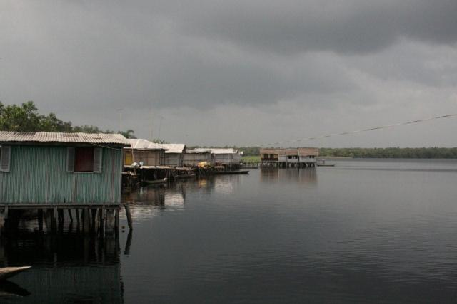 Things to do in Ghana - visit Nzulezu Stilt Village