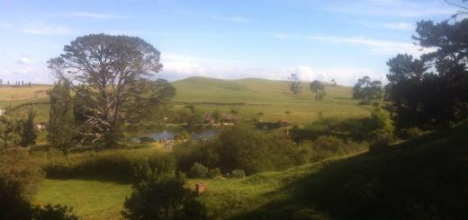 The Shire in New Zealand