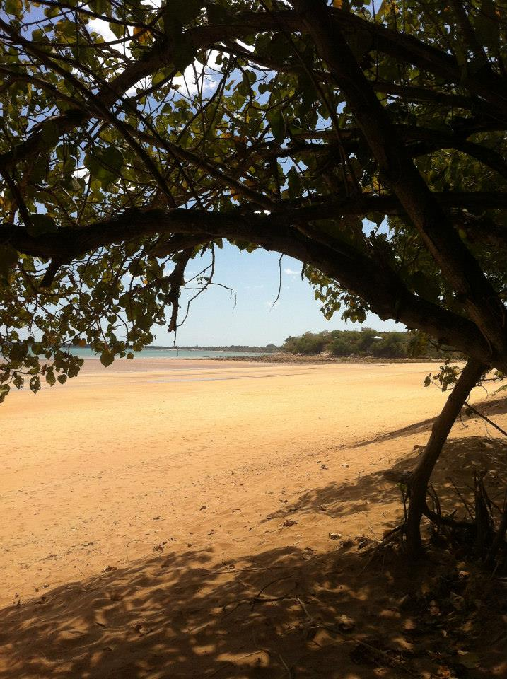 Mindil Beach in Darwin