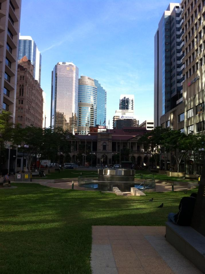 View in Central Brisbane