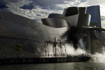 View of Guggenheim Museum