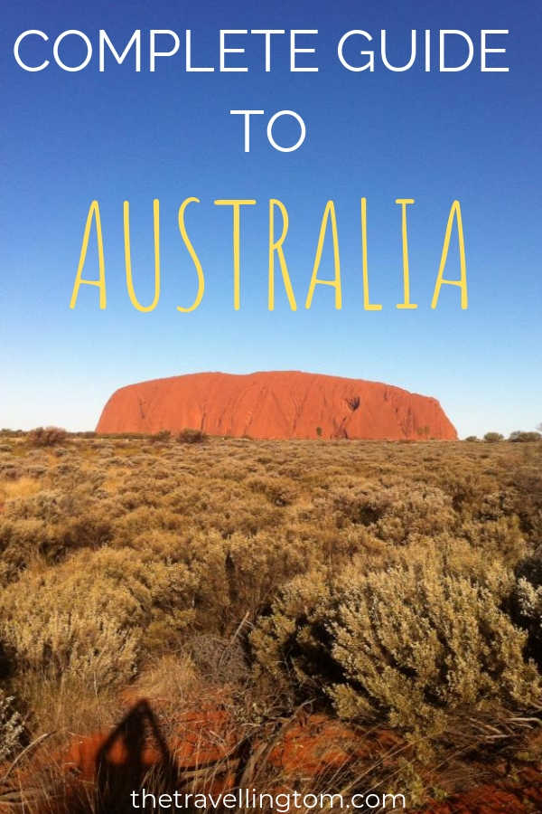 Backpacking Australia: Everything You Need To Know | The