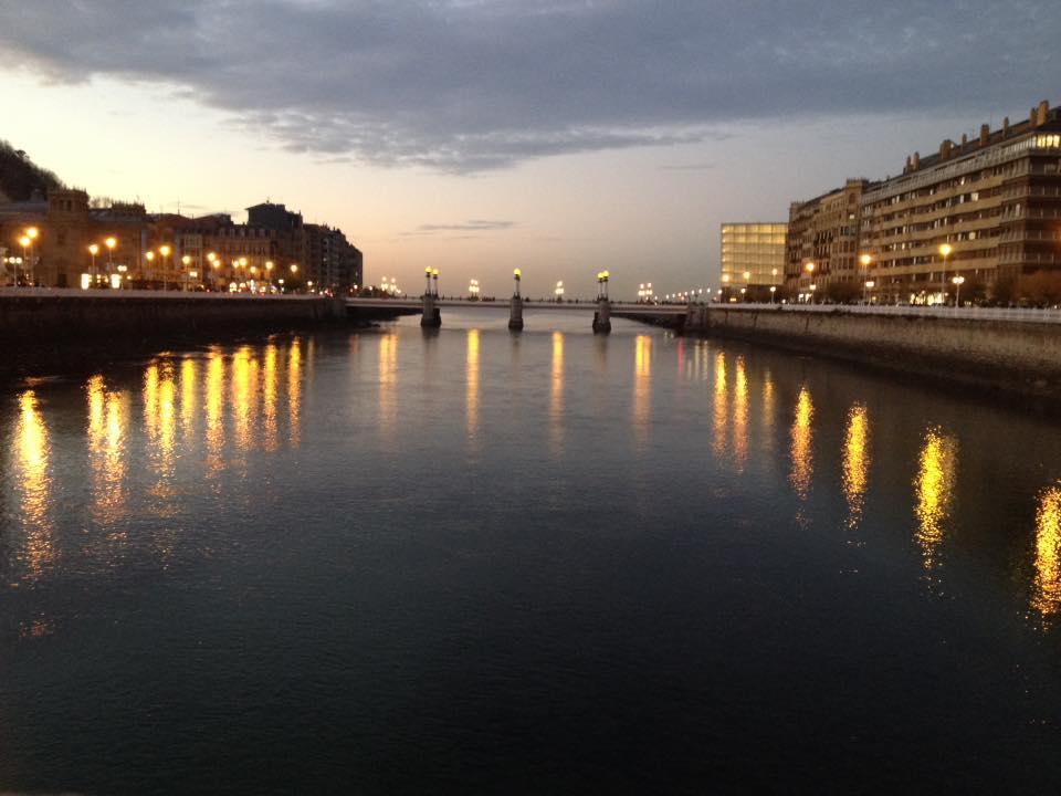 San Sebastian bridge