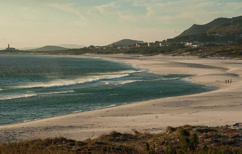 Beach in Galicia