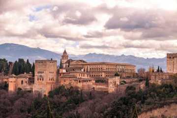 El Alhambra in Granada