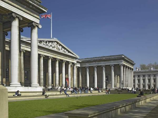 The British Museum named top UK museum