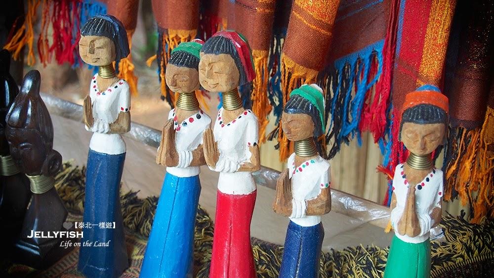 【泰國 • 清萊】探訪少數民族-長頸族、大耳族、黑牙族、傜族、拉胡族