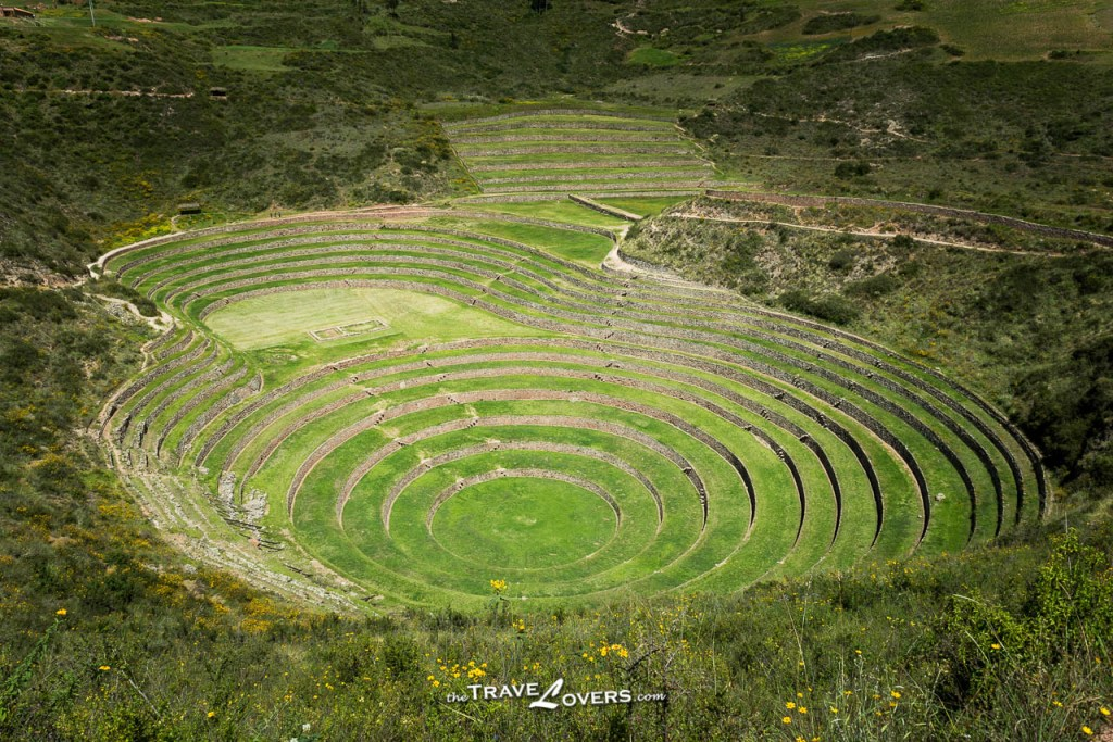 Sacred Valley Moray