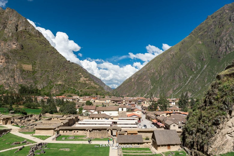 Sacred Valley Ollantaytambo-001