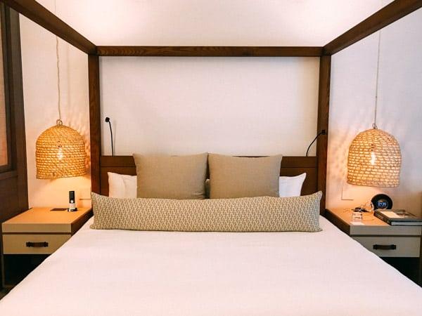 king size bed riviera maya unico 2087