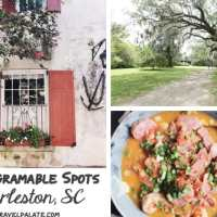 Ten Instagramable Spots in Charleston, South Carolina