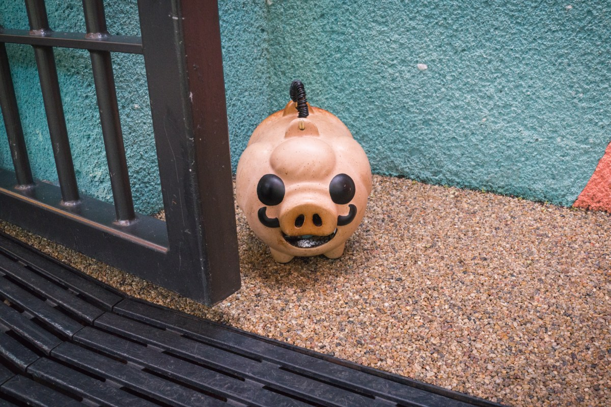 Porco Rosso at Ghibli Museum