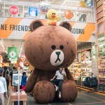 Line Friends Store in Seoul South Korea