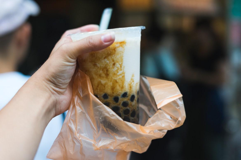 Brown Sugar Boba in Taipei
