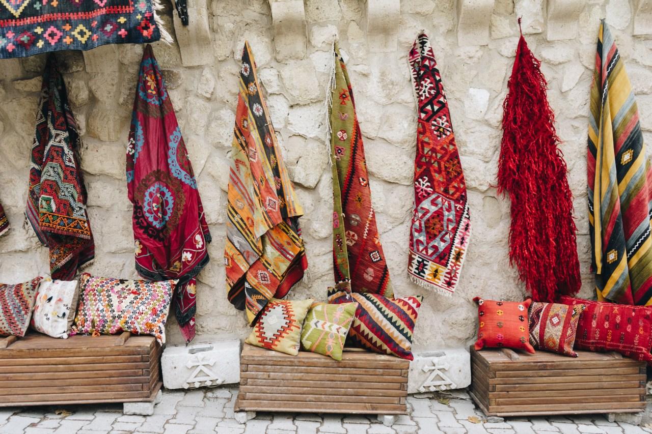 Gerome Cappadoccia Turkey