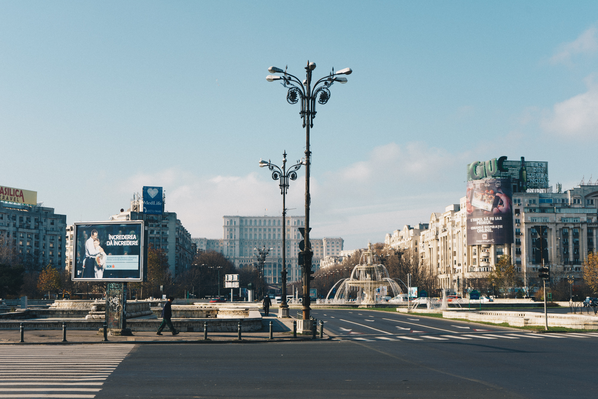 Exploring the Streets in Bucharest, Romania | thetravelsketch.com