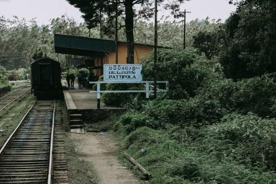 Sri Lanka Trains