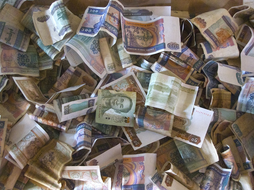 myanmar money