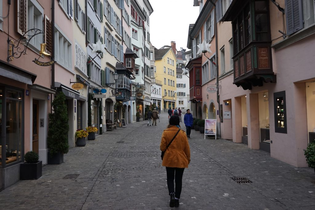 24 Hours In Zurich, Switzerland