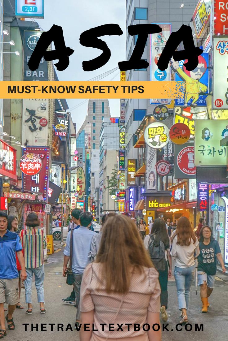 Asia Safety Pinterest