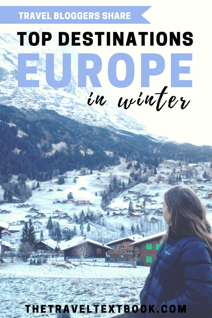 Europe in Winter