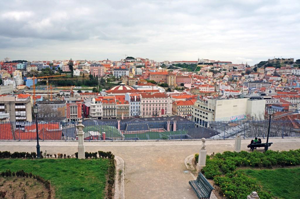 Winter Lisbon