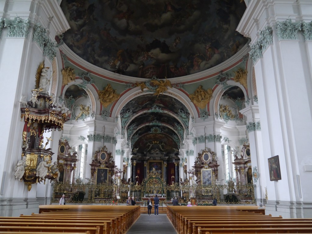 St Gallen Cathedral