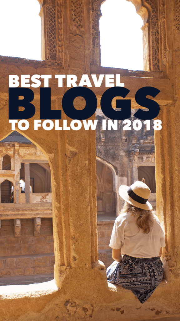 Best Travel Blogs 2018