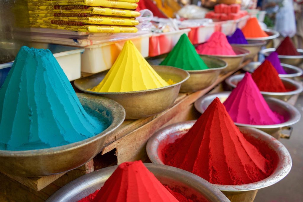Devaraja Market Spices