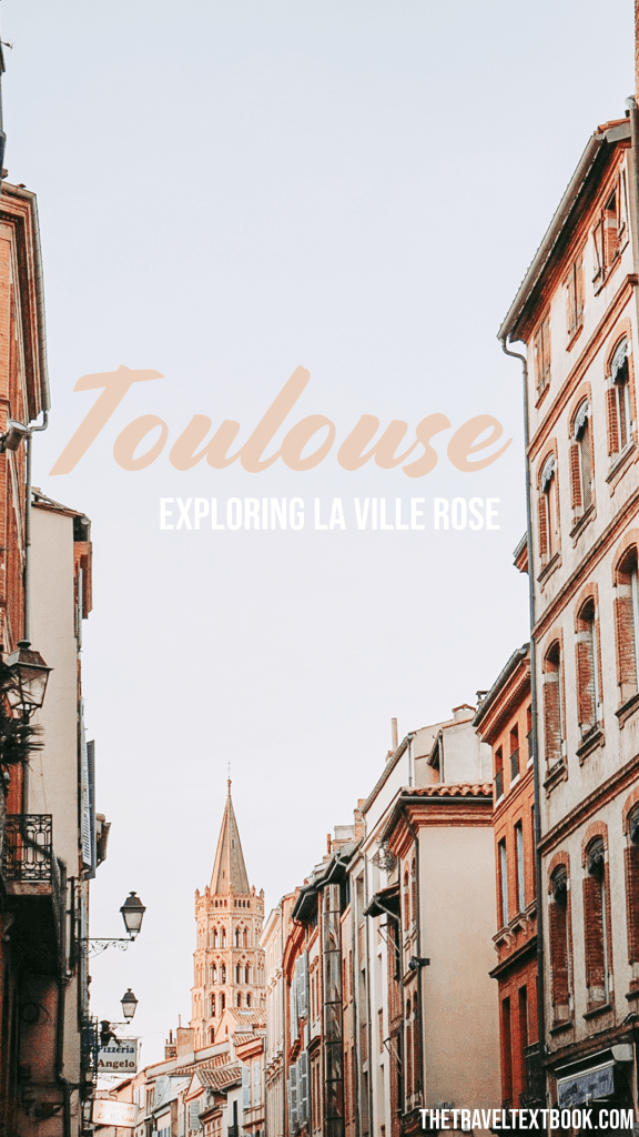 Toulouse Guide Pinterest