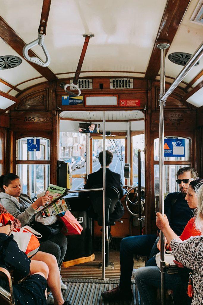 Route 28 Tram Lisbon Travel Guide