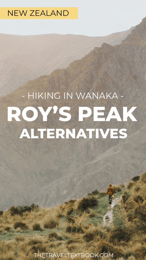 Roys Peak Alternatives
