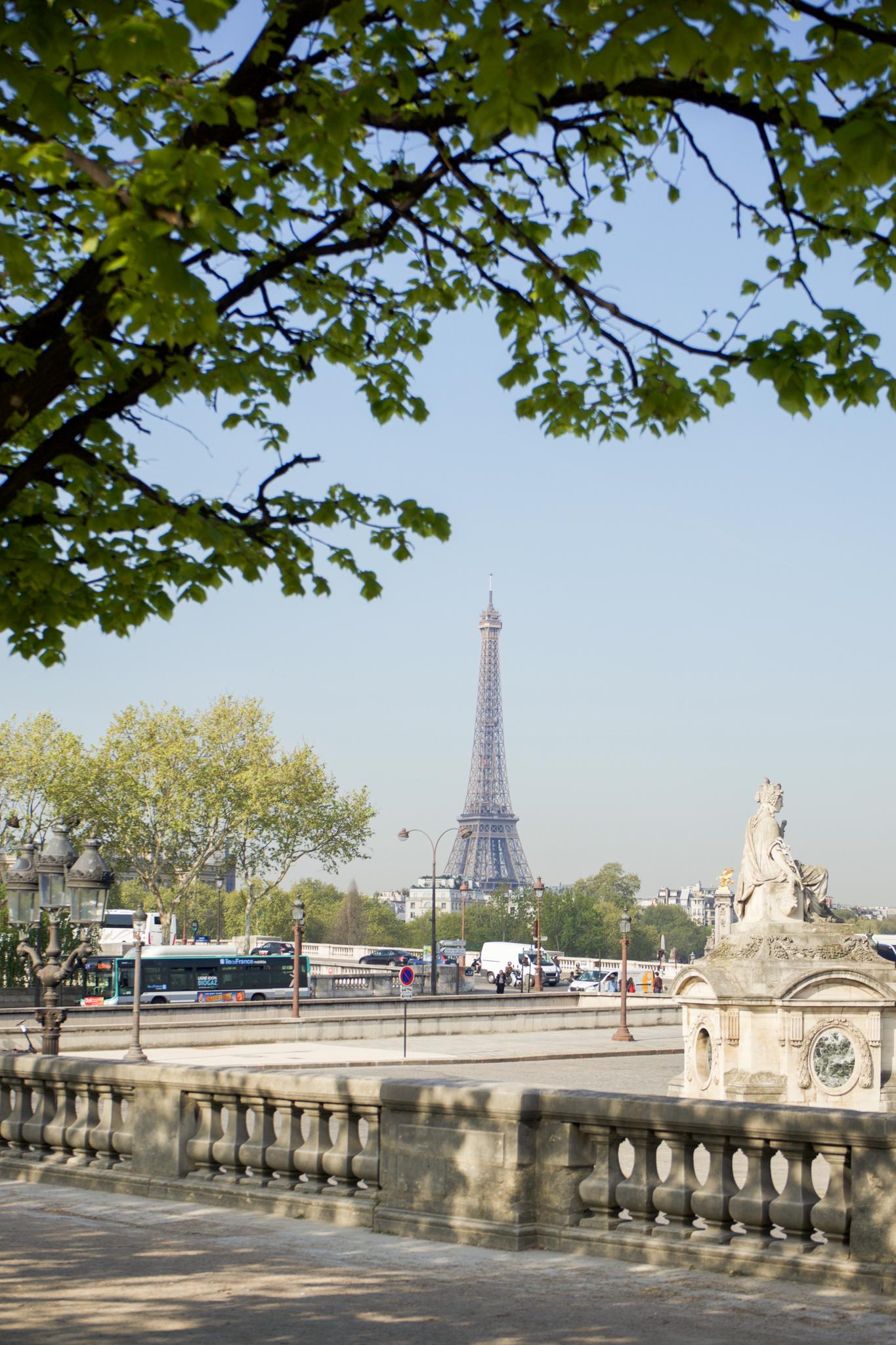 Eiffel Tower Budget