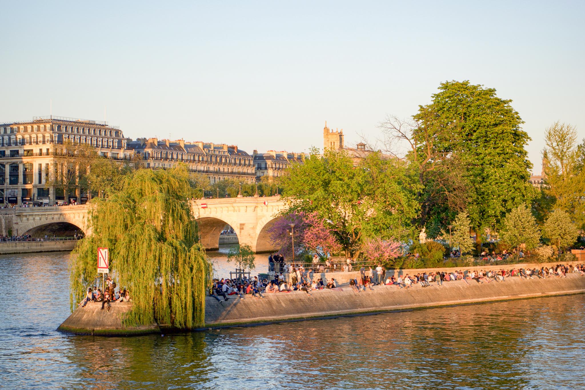 Picnic Seine