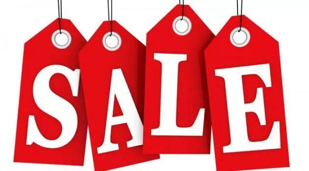 Last Minute Sale & Good Wishes!