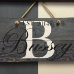 New Custom Sign-Making Class