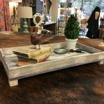 New Class: Create an aged oak finish, on this new oak tray!
