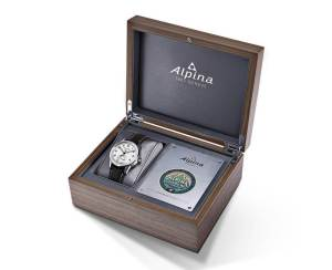 A true pioneer of the Swiss watchmaking industry, Alpina has been the source of numerous patents and innovative calibers.